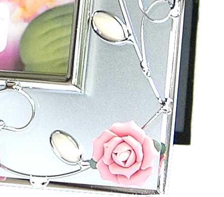 Fantastisch Bilderrahmen Glas Metall Verzierung 13x18 cm | eBay CC11